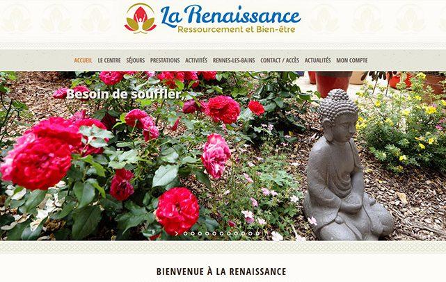 Laurent Chabaud, création de site internet, Ardèche