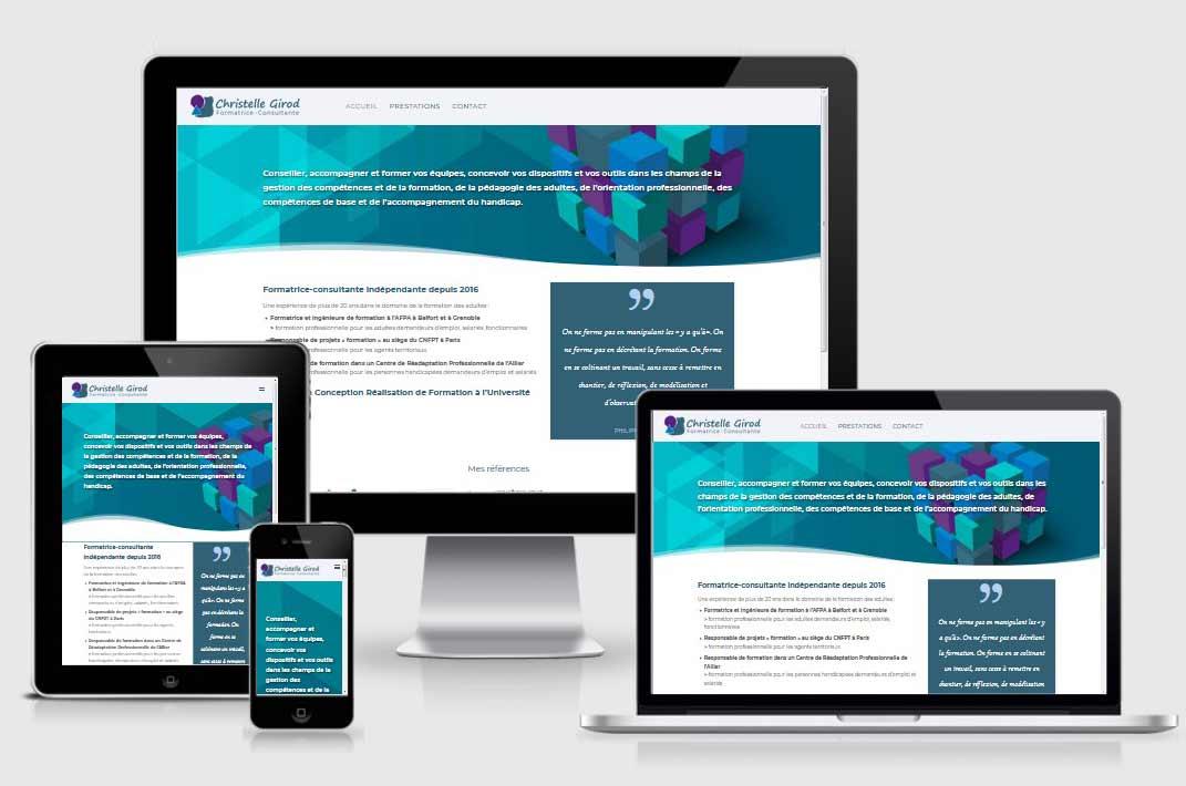 Création Site web Ardèche Aubenas